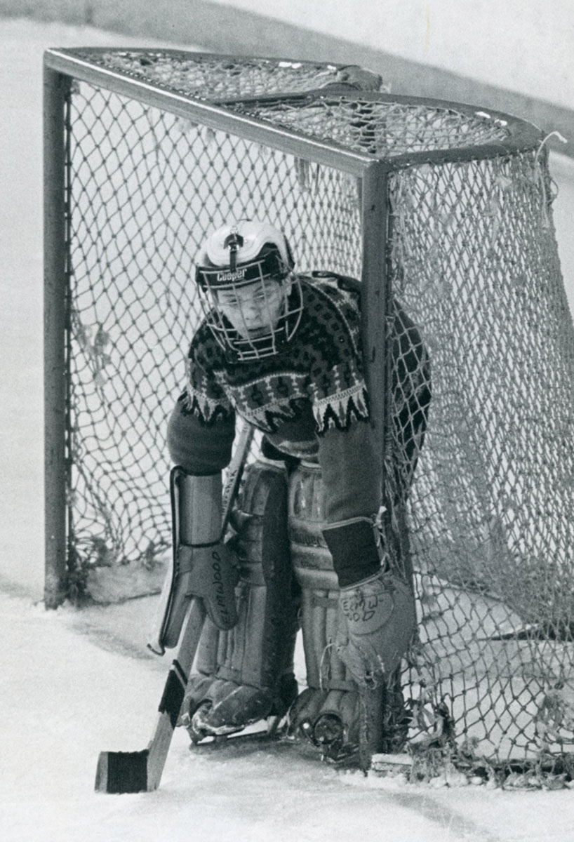 The Clint Malarchuk Story